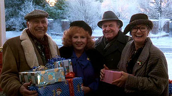 no - Characters In Christmas Vacation