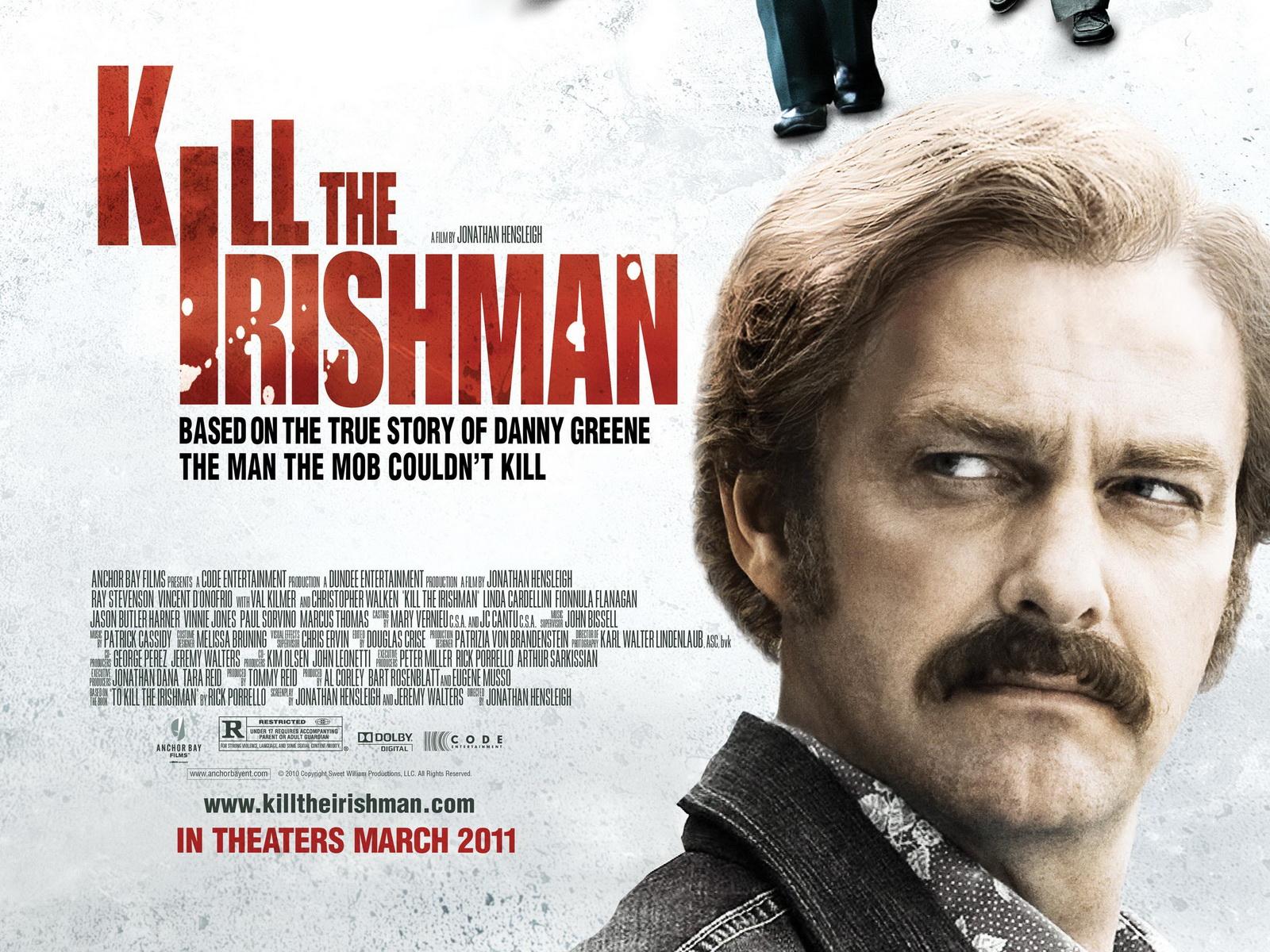 Kill the Irishman – Did You See That One?