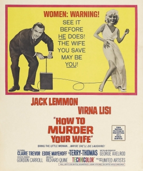 Image result for How to Murder Your Wife 1965