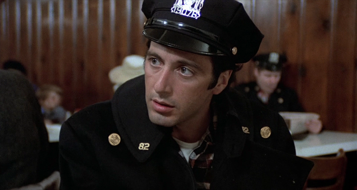 Serpico did you see that one