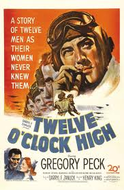 12 Oclock High 5