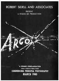 The original Argo poster developed by the C.I.A. in 1980.