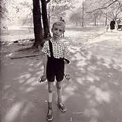 My favorite photo from Diane Arbus.