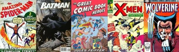 Comic Header
