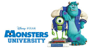 Monsters University 1