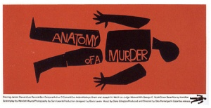 Anatomy of a Murder 1