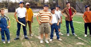 The Sandlot – Did You See That One?
