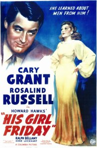 His Girl Friday 5