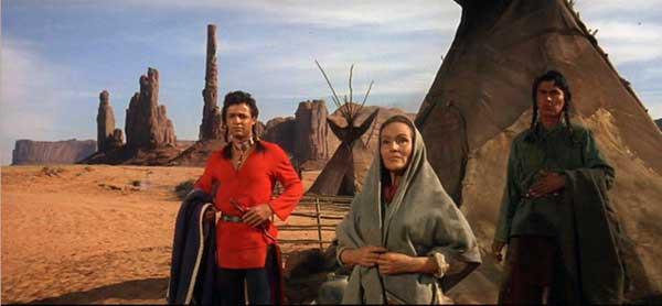 Jimmy Stewart: Cheyenne Autumn | Did You See That One?