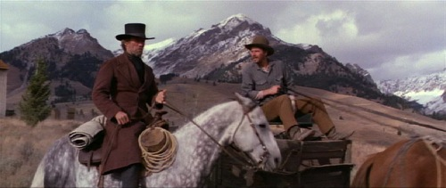 where did they film pale rider