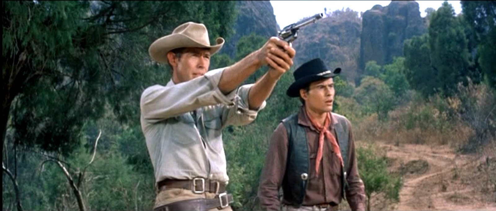 The making of 'The Magnificent Seven' (1960) ⋆ Historian ...
