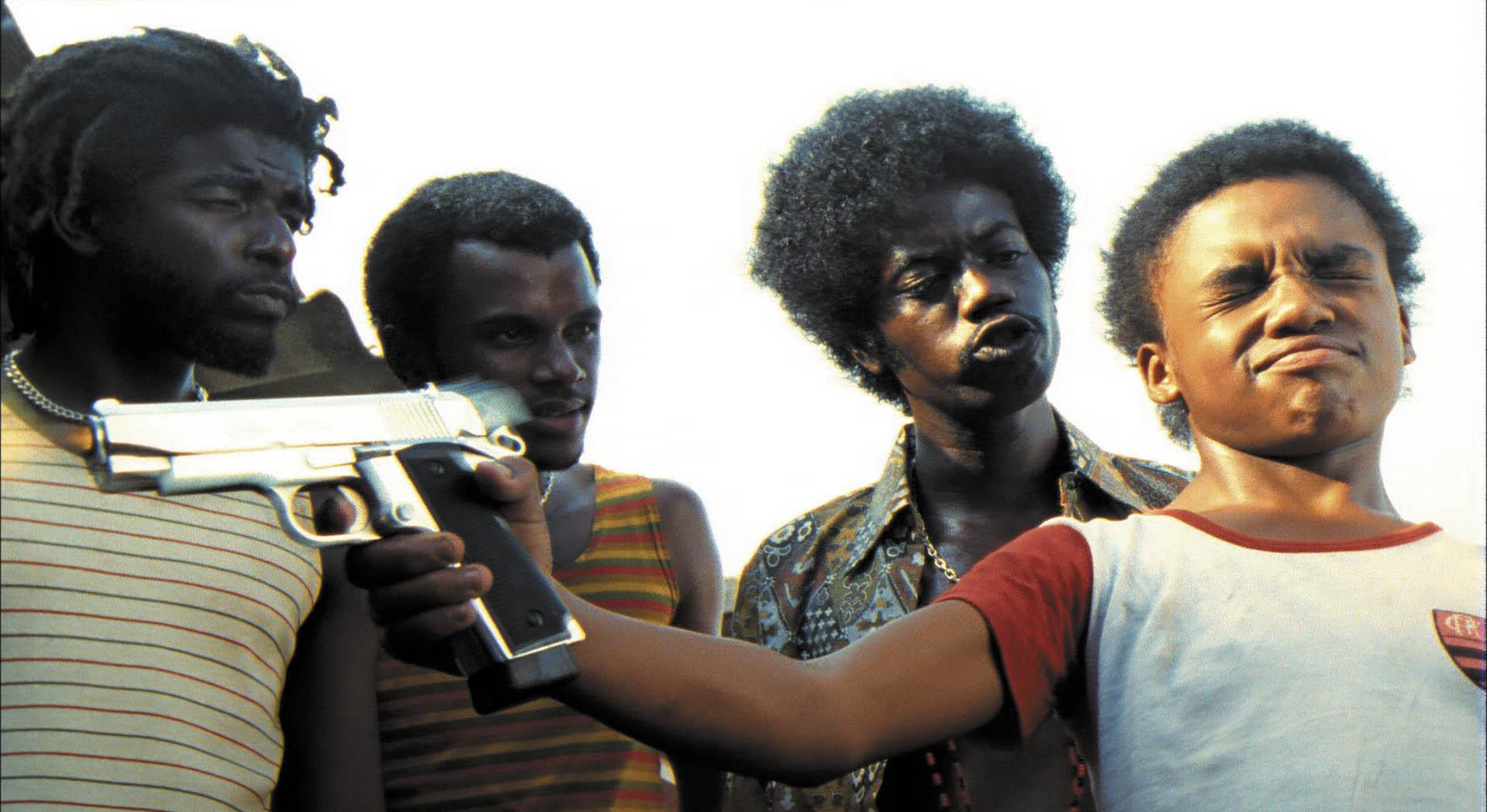 "city of god As a teenager, ivan da silva martins made his film debut as a drug trafficker in "" city of god"" (""cidade de deus""), the 2002 film by brazilian."
