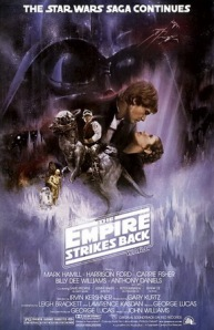 Star Wars- Episode V - The Empire Strikes Back 1