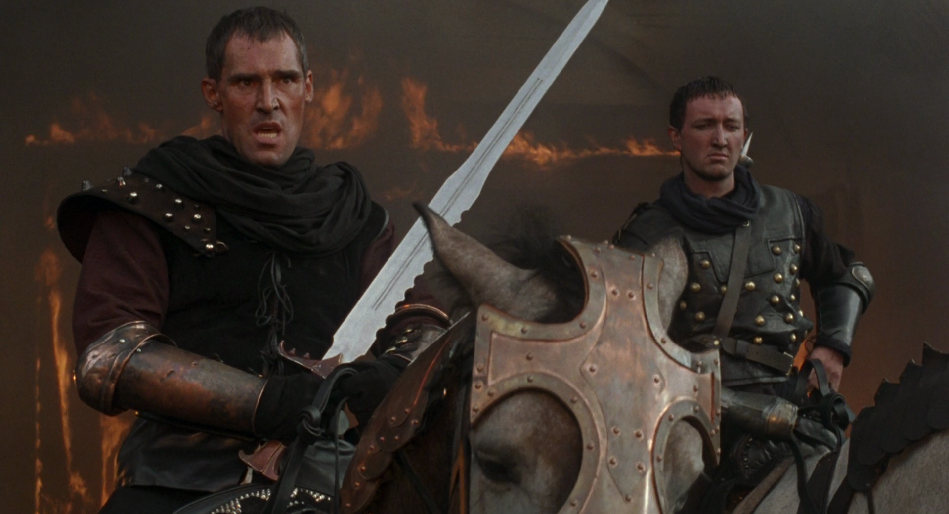 the underlying concept in the movie the first knight By the end of the saga, after the death of king arthur, nearly every knight of the round table is dead piousness and betrayal in the vulgate cycles, there appear to be two sides to camelot.