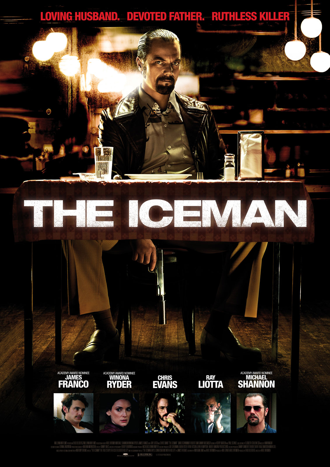 The Iceman Did You See That One