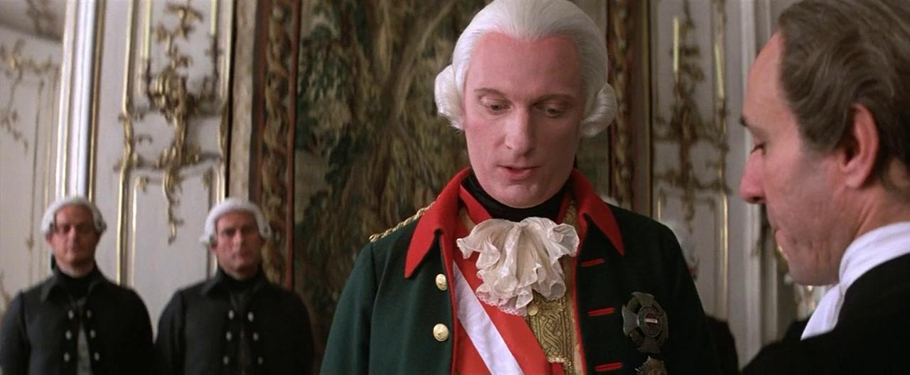 an analysis of the movie amadeus on the topic of mozart and salieri