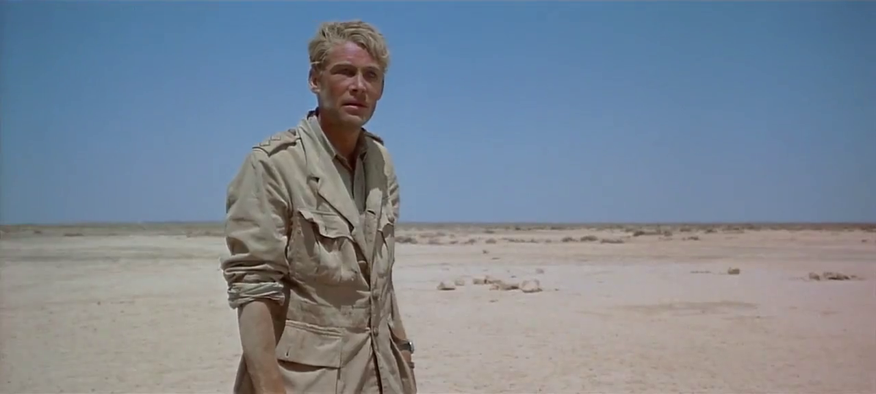 Lawrence of Arabia – Did You See That One?