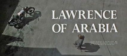 Lawrence of Arabia 7