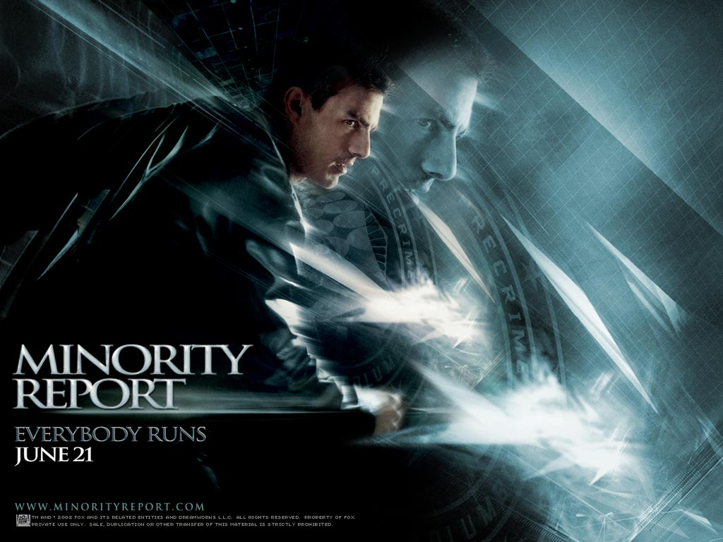 the minority report short story essay Transcript of minority report essay minority report step 3: visualizing your data story — how to create stunning infographics.
