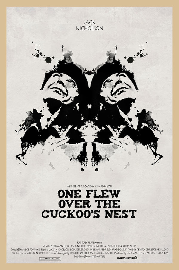 a summary of the play one flew over the cuckoos nest by ken kesey I recommend this amazing piece of great cinema to anyone who has at least a slight interest in the drama genre, or any fan of any of the actors, as they are all in 'one flew over the cuckoo's nest' (1975), based on the novel by ken kesey and directed by milos forman, centers around rp mcmurphy (jack nicholson) a.
