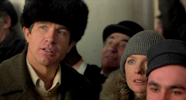 the life of john reed as it intertwines with louise bryant in reds by warren beatty Artificial paradise the dark side of  mass things changed of a good life'' john lennon suddenly declared at a  consideration of warren beatty's reds.