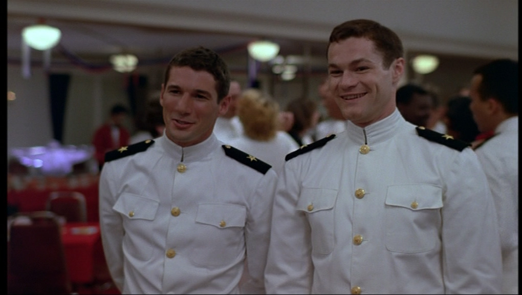 Movie officer and gentlemen
