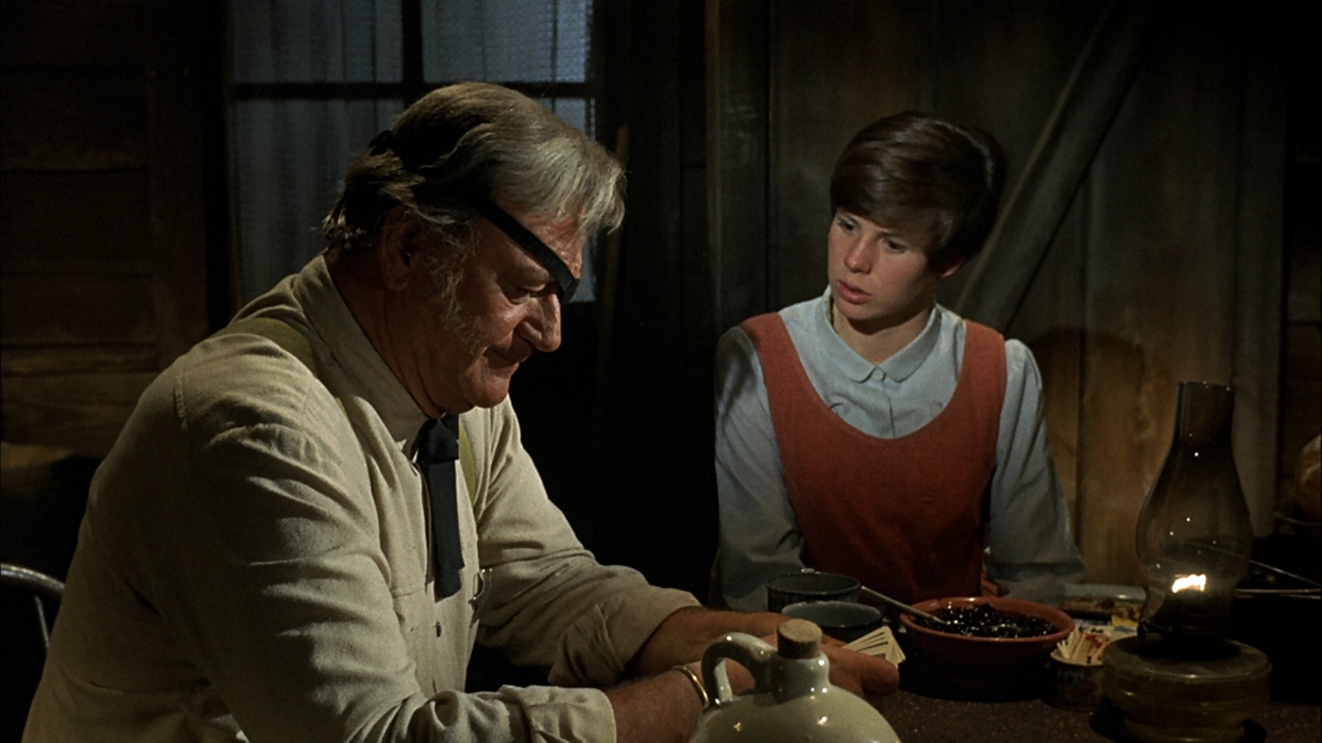 true grit 1969 did you see that one. Black Bedroom Furniture Sets. Home Design Ideas