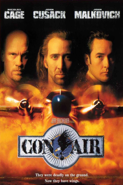 Con Air – Did You Se... Al Pacino Movies