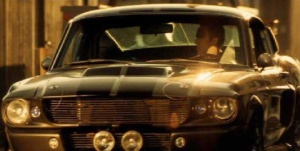 Eleanor Gone in 60 Seconds' 1967 Shelby GT-500