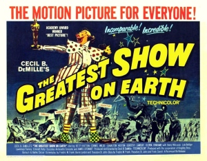 Greatest Show on Earth 1