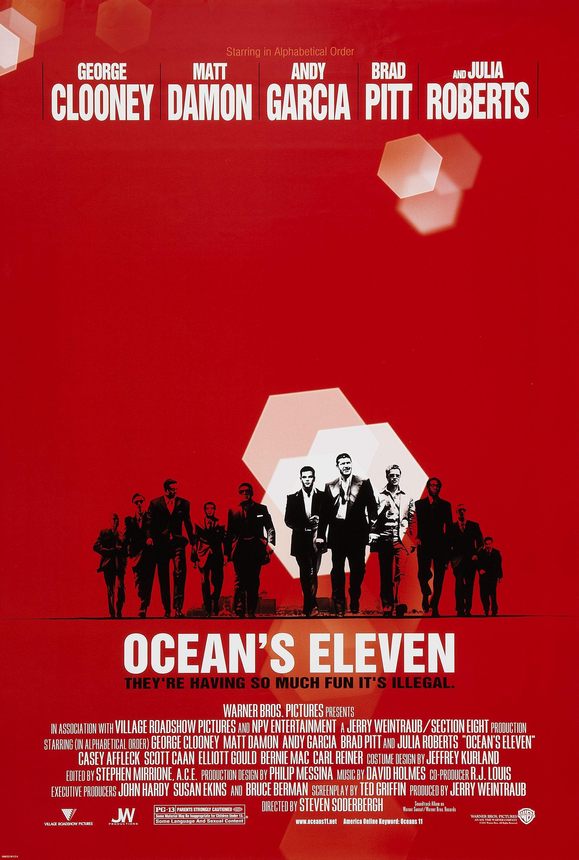 K 11 Poster Ocean's Eleven (2001...