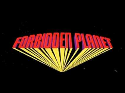 Forbidden Planet 10