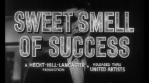 Sweet Smell of Success 9