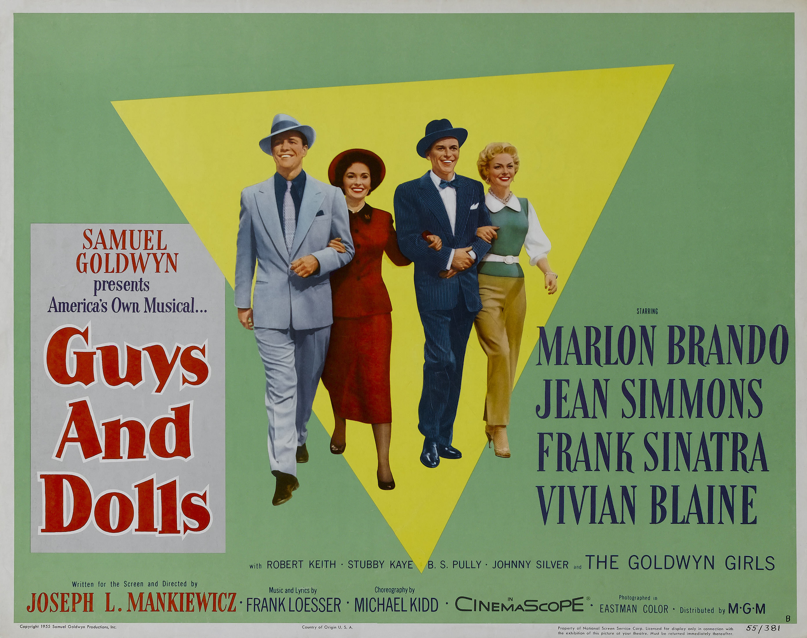 Guys and Dolls – Did...