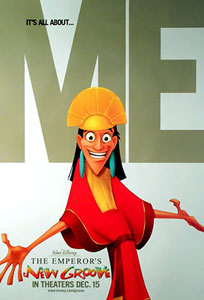 The Emperor's New Groove 1