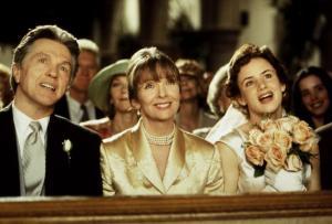 OTHER SISTER, Tom Skerritt, Diane Keaton, Juliette Lewis, 1999, attending a wedding