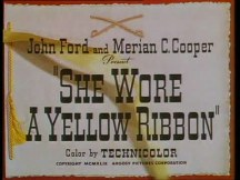 She Wore a Yellow Ribbon 7